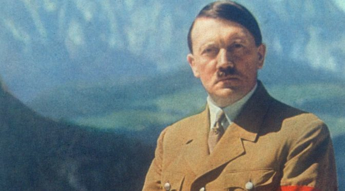 Reality of Adolf Hitler: He was a man of God