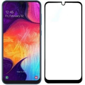 Samsung A10 Full Glue 3D Screen Protector Glass