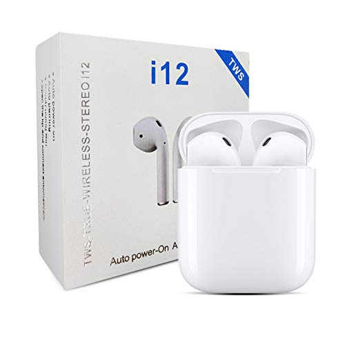 i12 TWS Bluetooth Airpods description