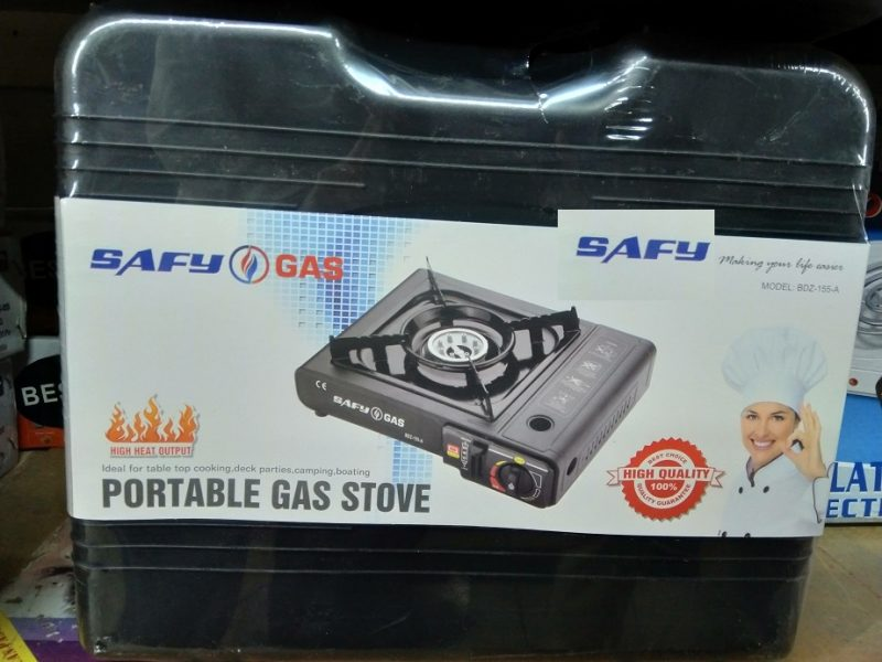 portable gas store