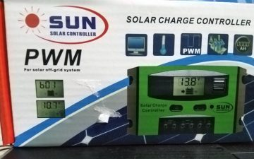 purchase solar charge controller for power backup in load shedding