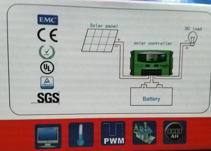 buy solar charge controller online in south africa